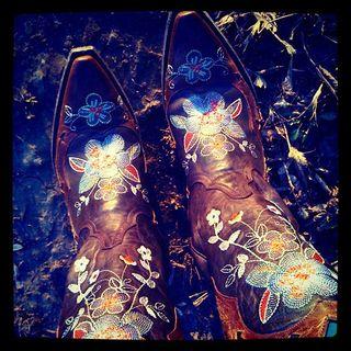 New boots nov 2012